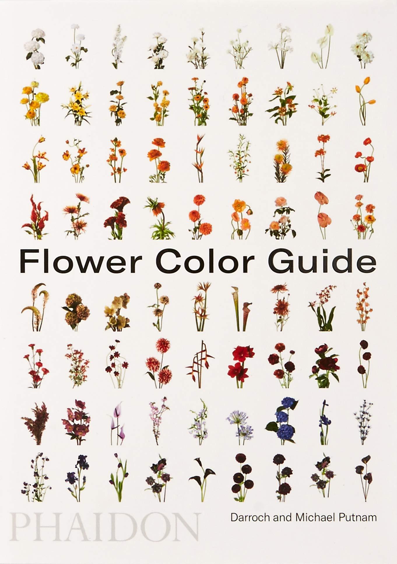 Flower Color Guide Putnam Darroch Putnam Michael