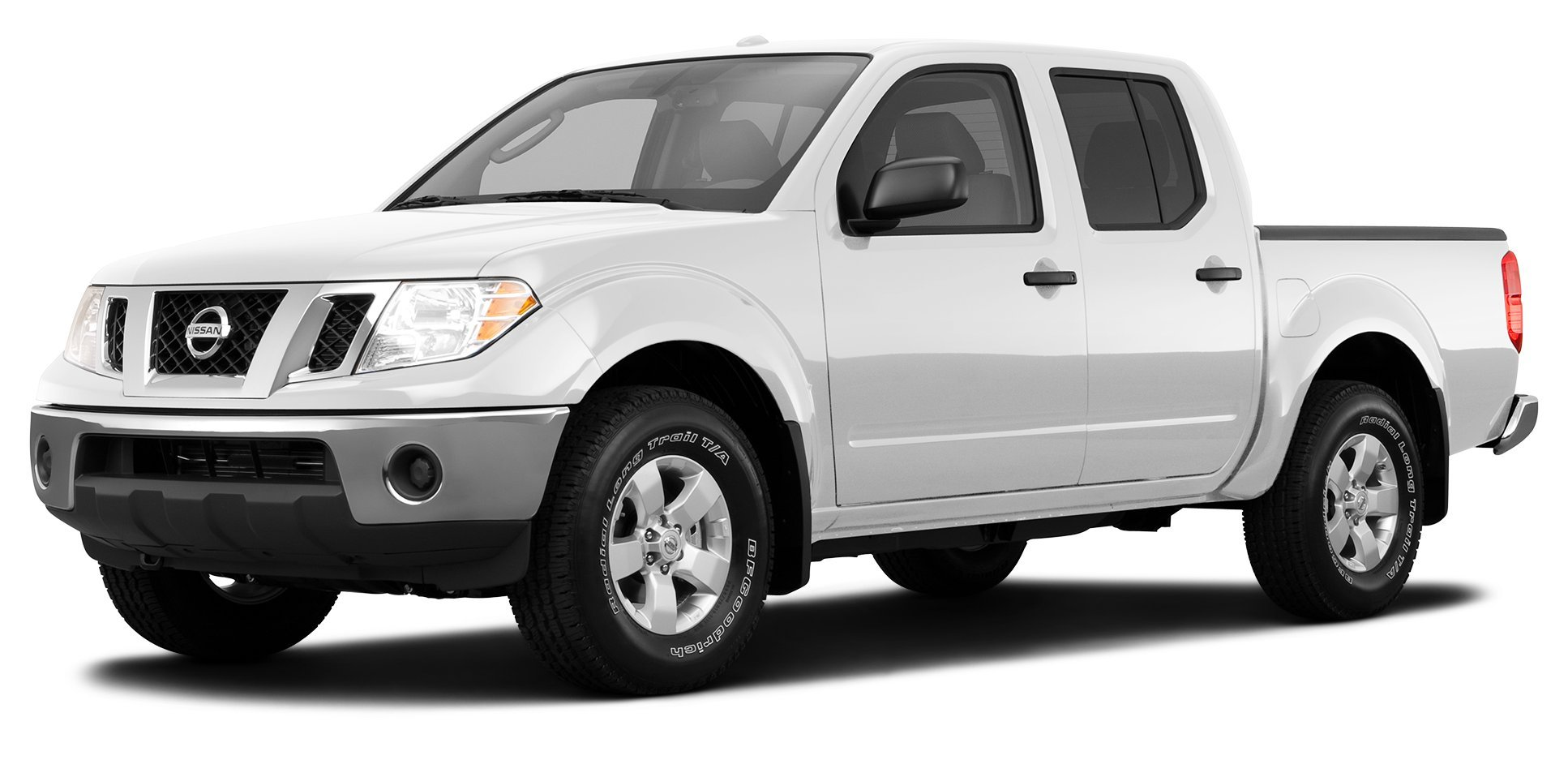 2011 Nissan Frontier PRO-4X, 2-Wheel Drive Crew Cab Short Wheelbase  Automatic ...
