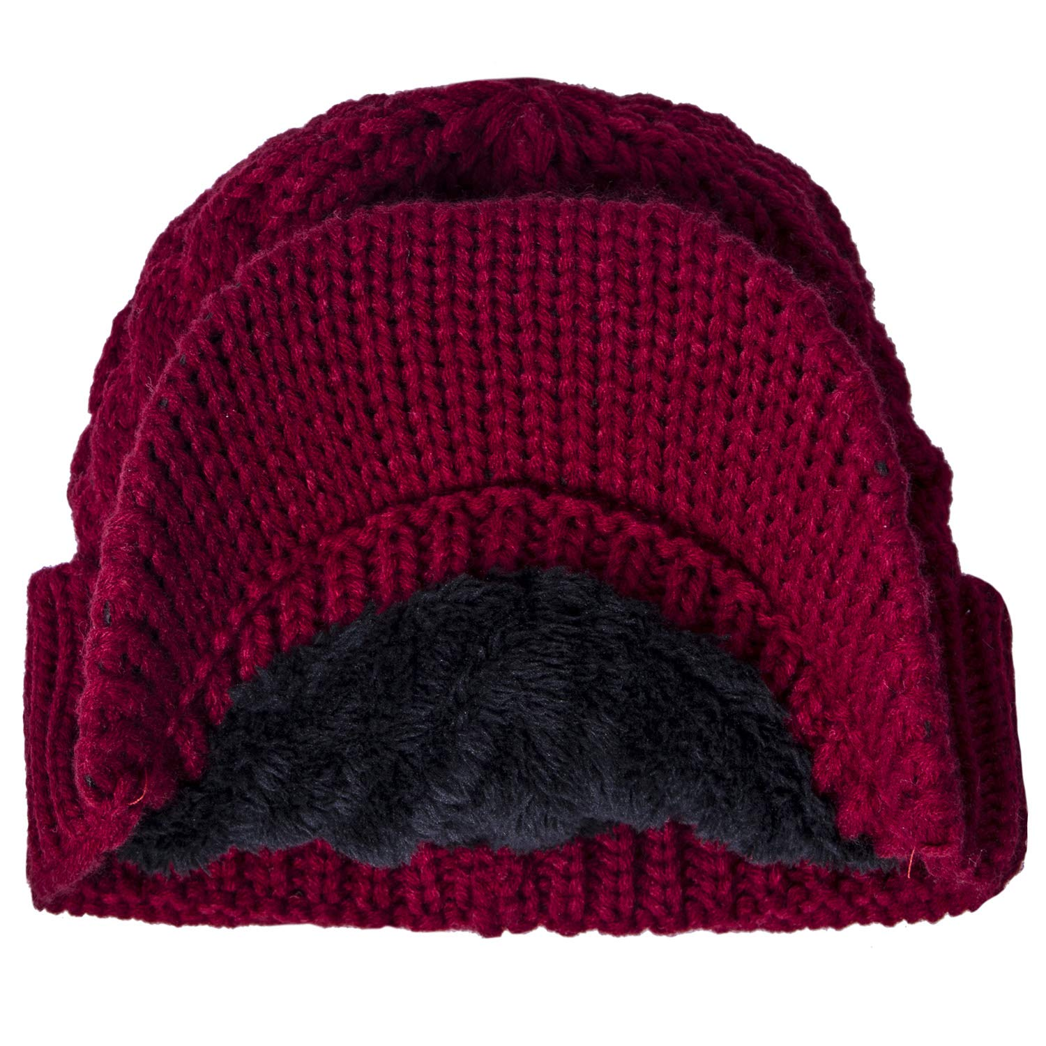Sierry Womens Cable Knit Hat db6deb561140