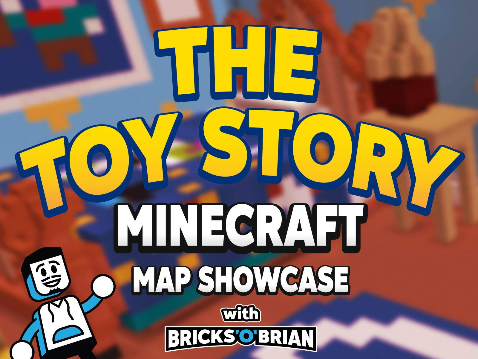 Amazon.com: Watch Clip: The Toy Story Minecraft Map Showcase ...