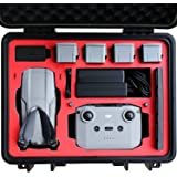 VCUTECH Mavic Air 2 Air 2S Waterproof Hard Carrying Case Compatible with DJI Mavic Air 2 Air 2S Drone/Fly More Combo & Drone