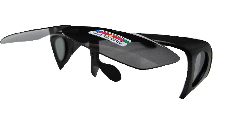 FIT-OVER polarized Flip-up sun-glass 700
