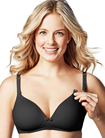 5d2ef01379f25 A Pea in the Pod Bravado Designs Wireless Clip Down Maternity and Nursing  Bra at Amazon Women's Clothing store: