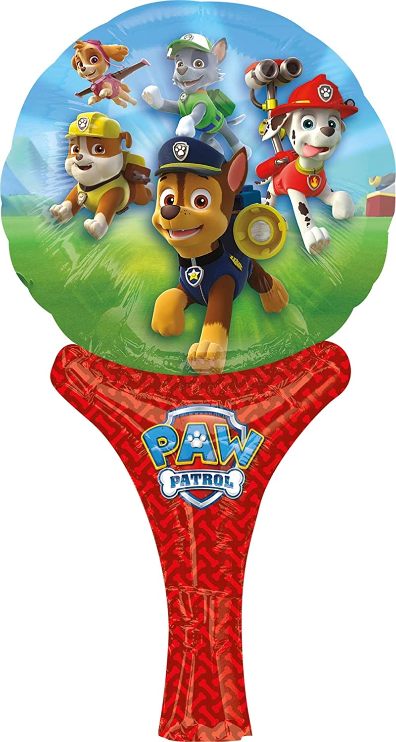 Paw Patrol Party Supplies Chase Marshal and friends 5th Birthday Balloon Bouquet Decorations