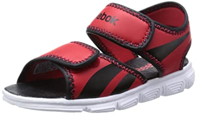 441897018120 Image Unavailable. Image not available for. Colour  Reebok Boy s Wave  Glider Red Rush