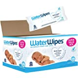WaterWipes Sensitive Baby Wipes 540 Count Super Value Box (Pack of 9)