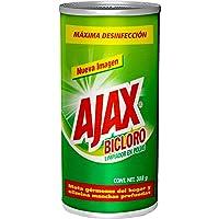 Ajax Ajax Limpiador En Polvo Bicloro, color, 388 g, pack of aquete de 1