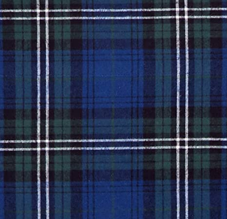 Amazon Com Pinzon Plaid Flannel Bed Sheet Set Queen Blackwatch Plaid Home Kitchen