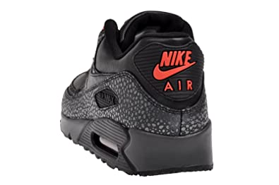 wholesale dealer 6635d 0a6ee Amazon.com | Nike air max 90 Deluxe Mens Trainers 684710 Sneakers Shoes (UK  6 US 7 EU 40, Black Black Infrared Anthracite 001) | Running