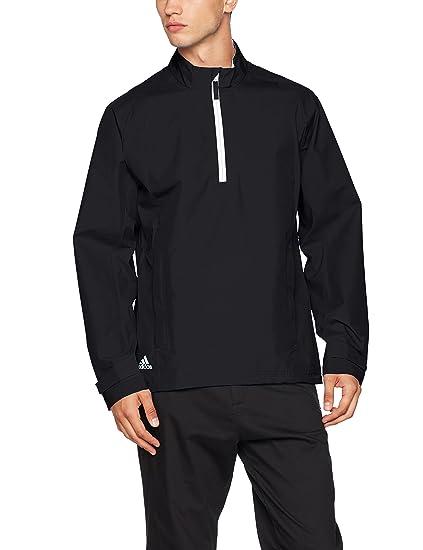 Adidas Gore-Tex Paclite Chaqueta de Golf, Hombre, Negro, L