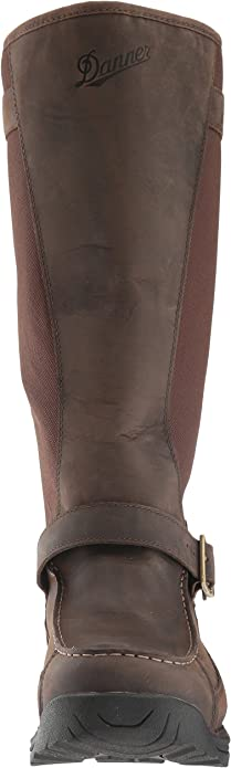 Danner Sharptail Snake Boot 17in Dark Brown-M product image 2