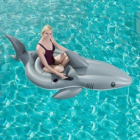 Flotador Anillo De Natación Flotante De Fila De Tiburón De ...