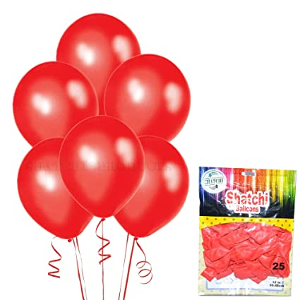 """50 RED LATEX BALLOONS 12/"""" HIGH QUALITY Helium Air Biodegradable Wedding Party"""