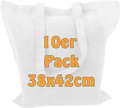 Bolsa reciclada de algodón 100% Reciclado, ecológica, Resistente ...