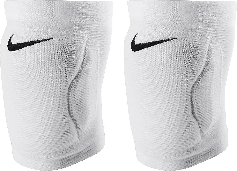 gran calidad venta usa online diseñador de moda Amazon.com : Nike Streak Volleyball Knee Pads (White, X-Small ...