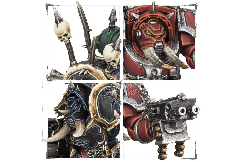 Warhammer 40,000 Chaos Space Marines Terminators GWS 40k 43-19 by Games Workshop (Image #4)