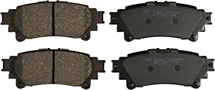 GENUINE LEXUS  RX350 RX450H 2010-2015 REAR BRAKE PAD SET 044660E010