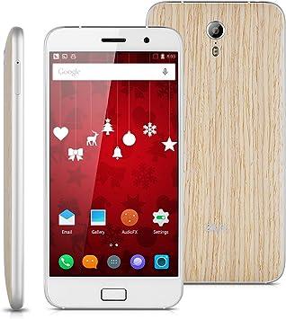 Lenovo ZUK Z1 - Smartphone Libre 64GB, móvil 4G LTE (Pantalla 5.5 ...