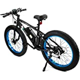 Amazon.com : ANCHEER Electric Mountain Bike with 36V, 8AH