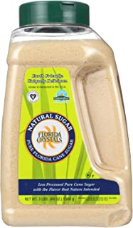 product image for Florida Crystals Natural Cane Sugar - Jug - 48 oz - case of 6 - - - - - -