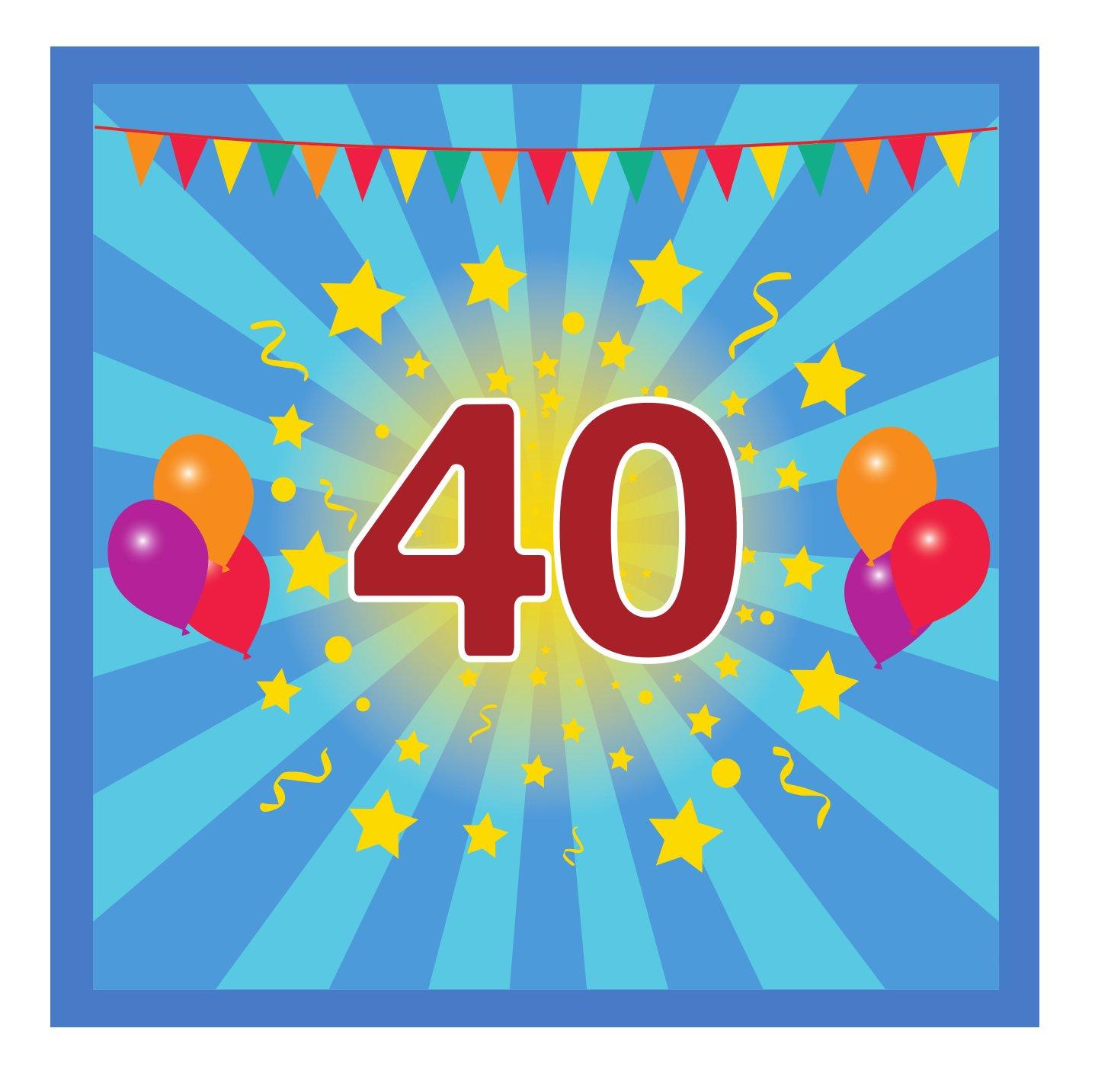 Libro degli ospiti compleanno 40 FABSUD
