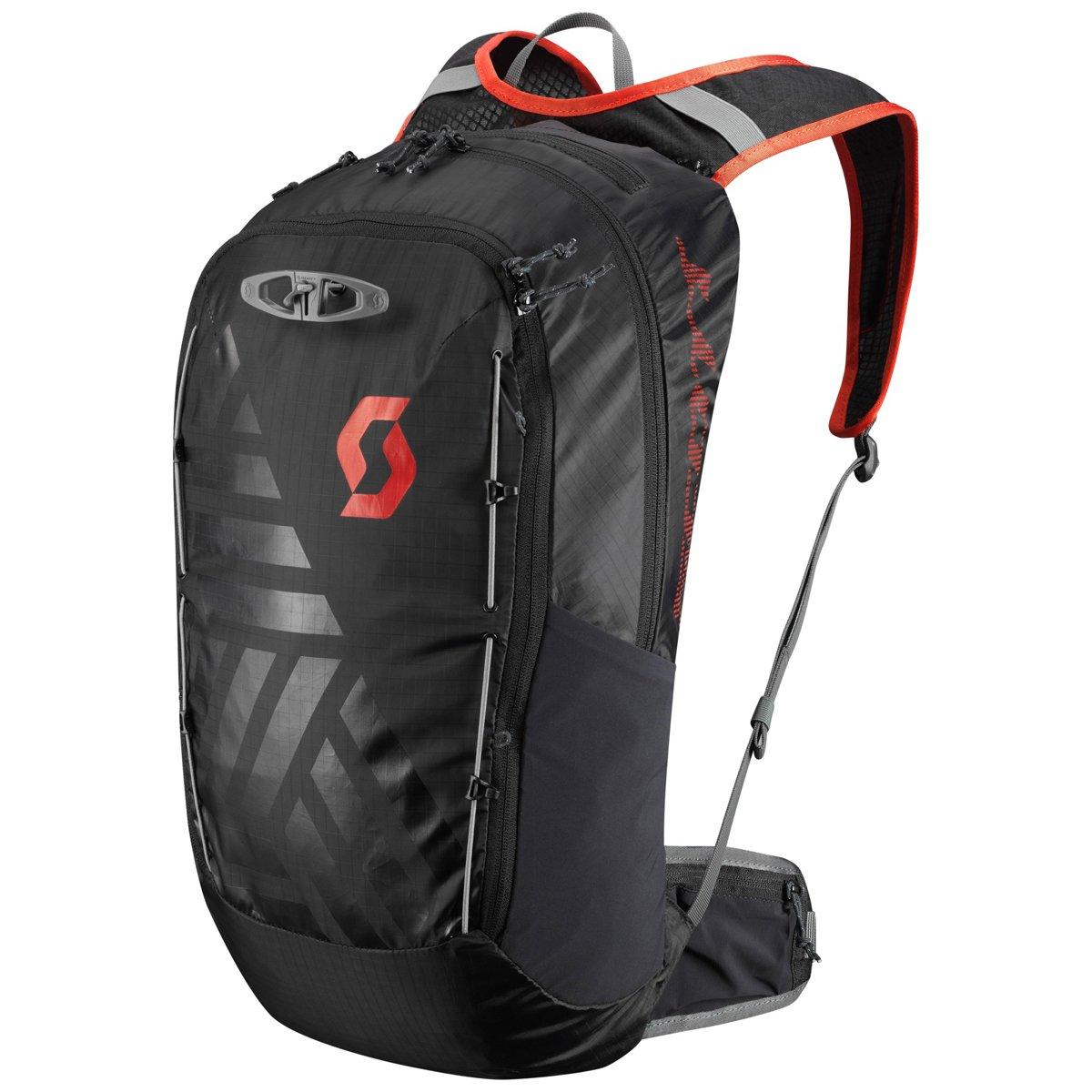 Scott Pack Trail Lite FR '22Black Nero, caviar black/fiery red, Taglia unica