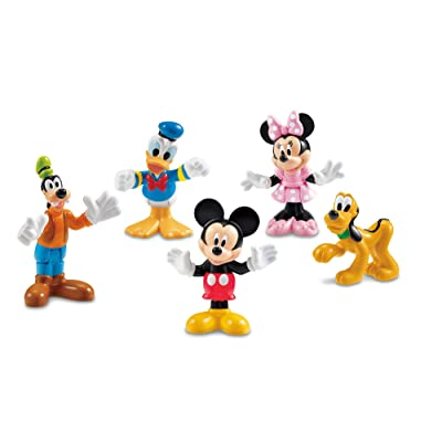 Fisher-Price Disney Mickey Mouse Clubhouse, Clubhouse Pals: Toys & Games