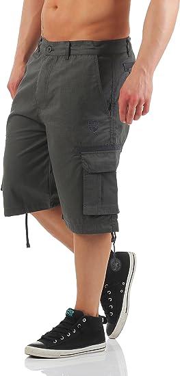 TALLA M. Gennadi Hoppe - Pantalones cortos para hombre