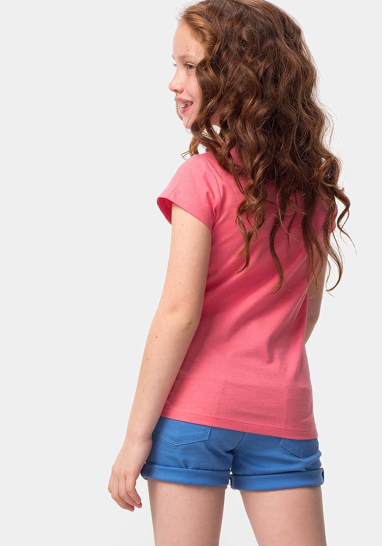 TEX Camiseta de Manga Corta para Ni/ña
