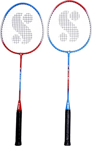 9. Silver's Sb-515 Gutted Badminton Racket
