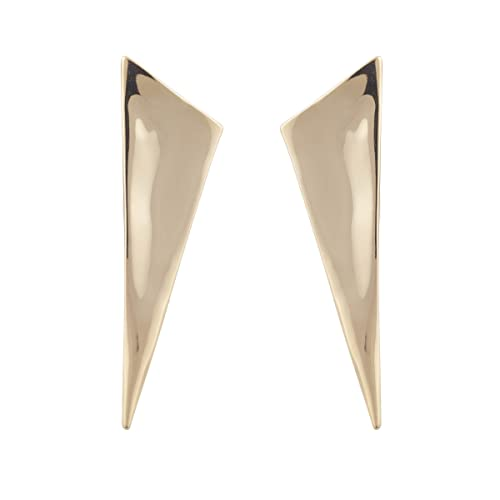 303434abd Amazon.com: Alexis Bittar Liquid Gold Angled Pyramid Post Earrings: Jewelry