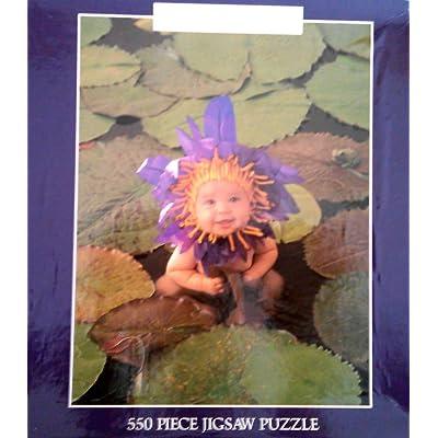 Anne Geddes 550 Piece Ceaco Puzzle: Toys & Games