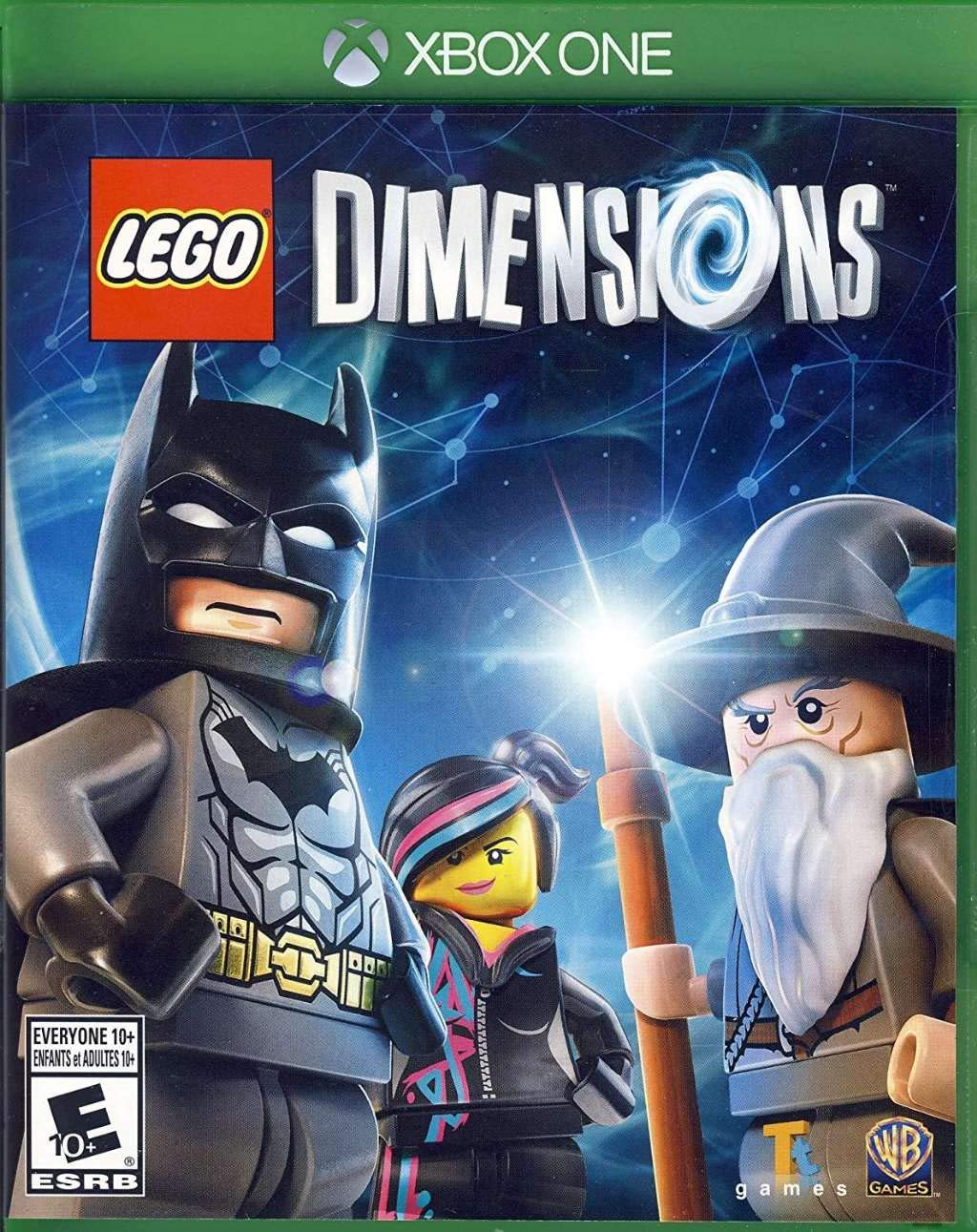 Amazon Com Lego Dimensions Game Disc Only Xbox One Video Games