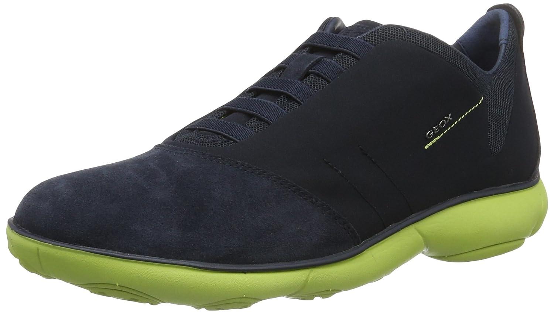 azul (Navy Lime verde) ASICS Gel-Fujitrabuco 7 G-TX, Hauszapatos de Running para Hombre