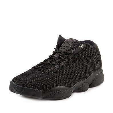 NIKE Air Jordan Horizon Low Mens Basketball Trainers 845098 Sneakers Shoes (US 10.5, Black