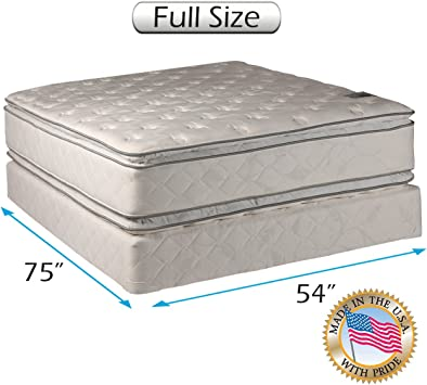 Get This Report on Full Size Mattress And Box Spring