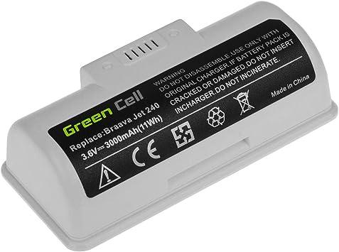 GC® (3Ah 3.6V Li-Ion Samsung pile) 4446040, UFE-ALT240ROB, BC674 ...