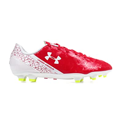Under Armour Speedform Flash FG Firm Ground Kids Football Boot Red (3UK EU  35.5) 70dcf04f791c3