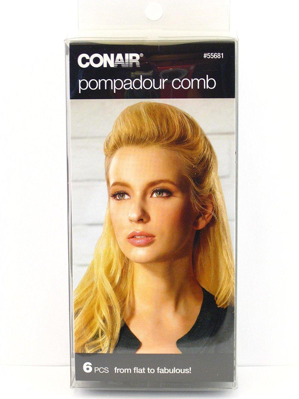 Conair Pompadour Comb kit - none 55681