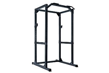 PowerMark-475R-Power Rack-Jaula de fuerza: Amazon.es: Deportes y ...