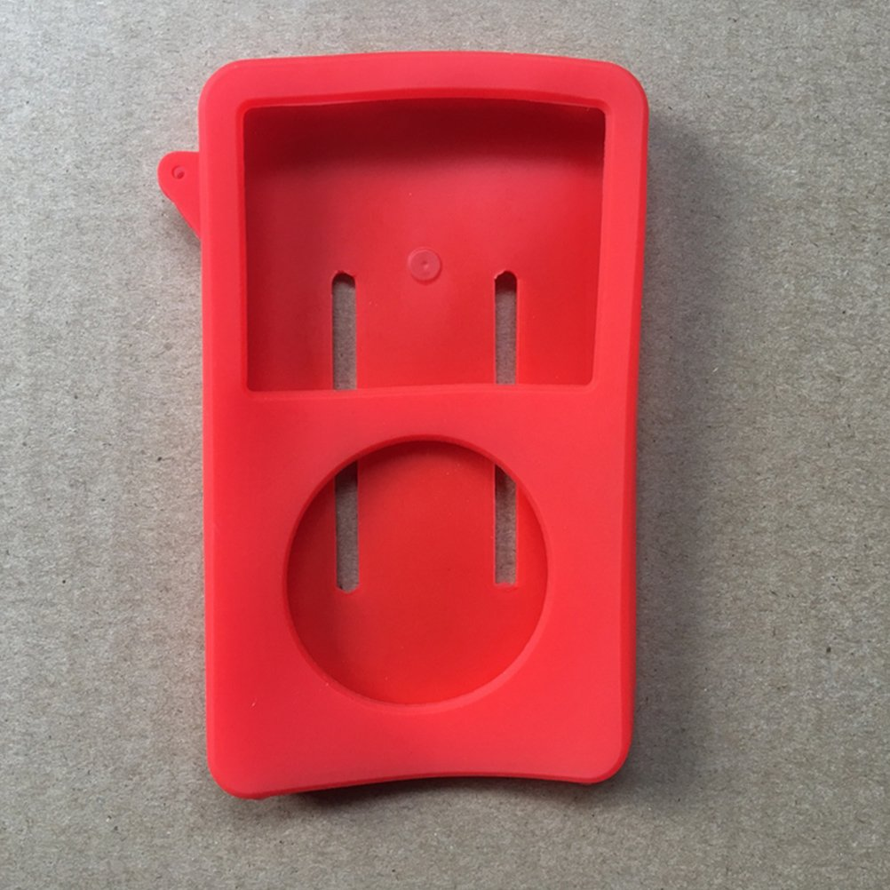 Zhuhaitf Soft TPU Silicon Case Cover Skin Anti-Scratch pour iPod Classic 80GB 120GB /& 5th Generation 30gb