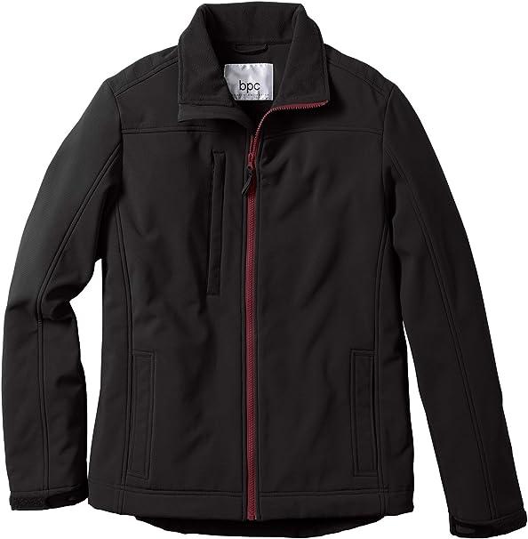 bpc bonprix collection Herren Softshell Jacke Regular Fit