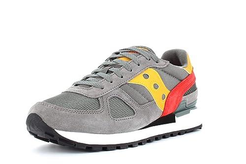 Zapatillas Bajas Hombre Saucony Shadow Original Calzado gris