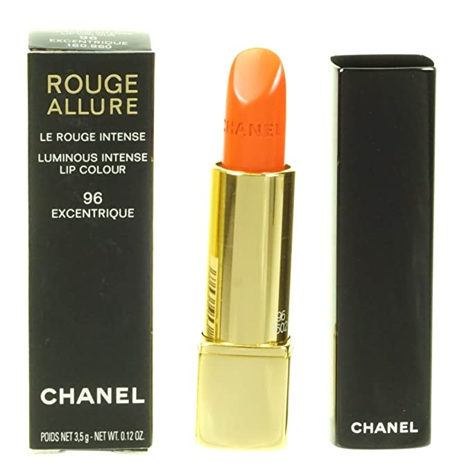Chanel Rouge Allure 96 excentrique - Labios Intenso/Lipstick ...
