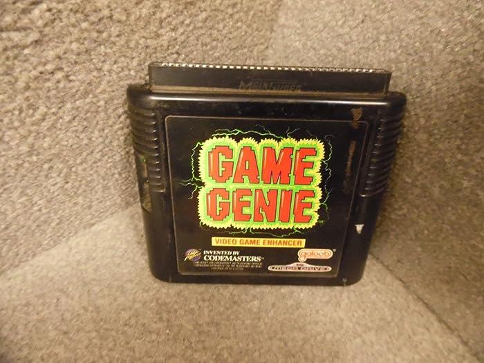Top 7 Genesis Game Genie