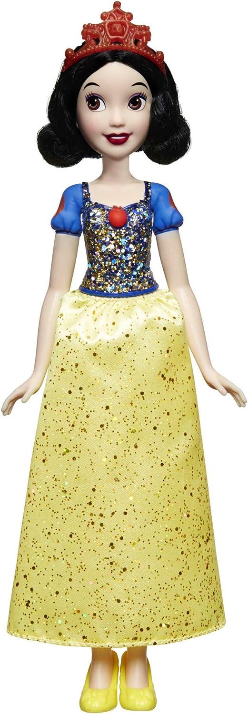 Disney Princess - Disney Princess Brillo Real Snow White (Hasbro E4161ES2) , color/modelo surtido