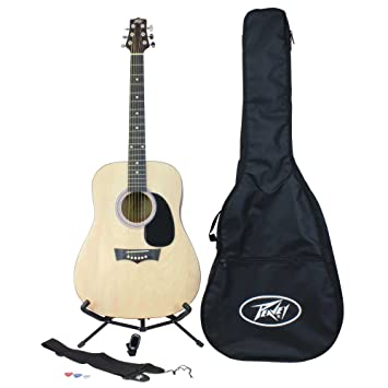 Amazon Com Peavey 03025730 Acoustic Stage Pack Musical Instruments