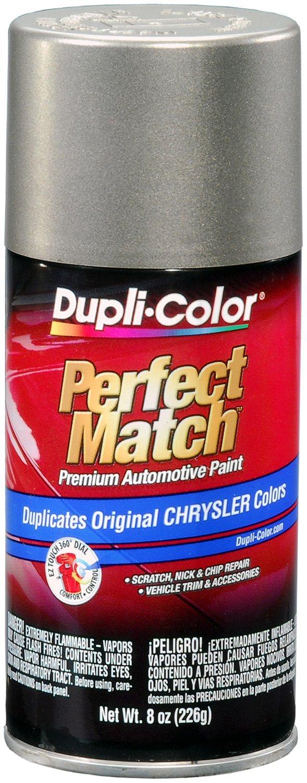 Dupli-Color EBCC04257-6 PK Light Almond Pearl Chrysler Perfect Match Automotive Paint - 8 oz. Aerosol, (Case of 6)