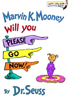 marvin k mooney will you please go now bright and early books for