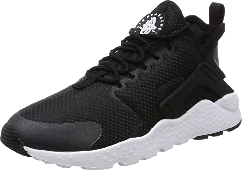 Nike Women's Air Huarache Run Ultra White/Black 819151-102 Trainers